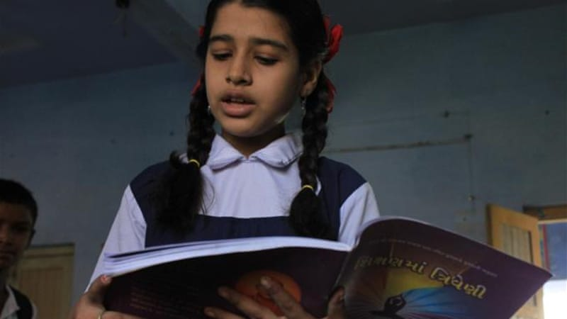 Hindu right rewriting Indian textbooks | India | Al Jazeera