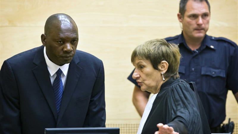 Thomas Lubanga was the first suspect convicted by the international court, 10 years after its creation [File: EPA]