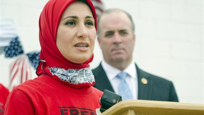 The Hekmati family said Amir's visit to Iran was just to see his grandmother [AP]