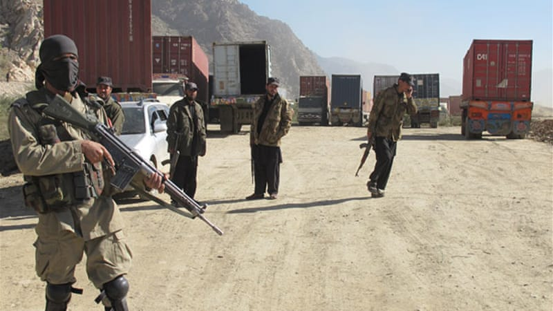 Army has launched offensives against Taliban fighters in tribal region along Afghan border [Wali K Shinwari/Al Jazeera]