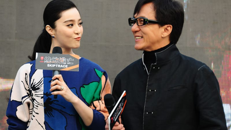 Jackie Chan has apologised over his son's arrest [Reuters]