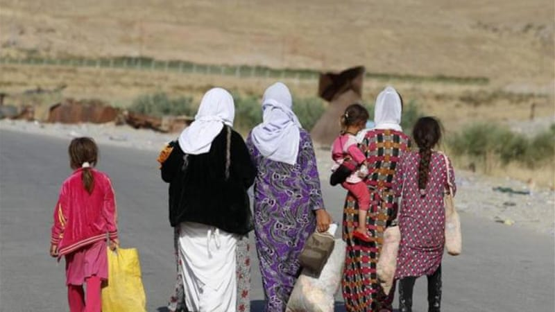 Millions of Iraqis displaced by ISIL