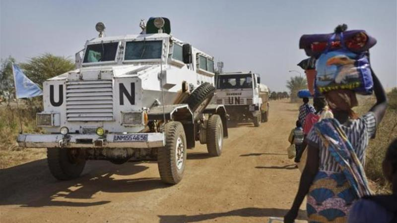Sudan had already shut UNAMID's human rights office in Khartoum and asked the mission to prepare an exit plan [AP]