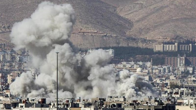 Syria 'ready' for peace talks with opposition
