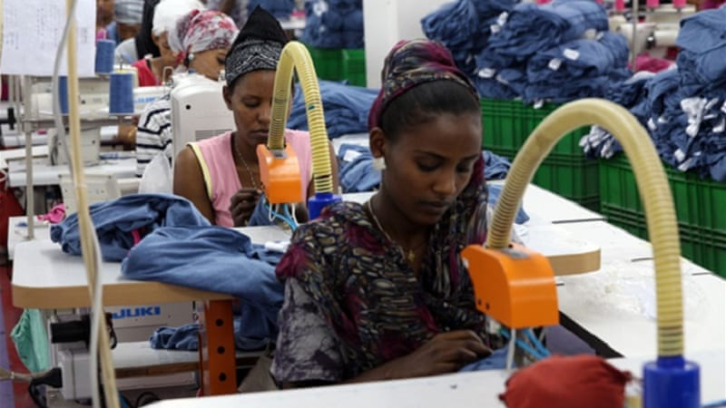 Ethiopia: Booming business, underpaid workers | US & Canada