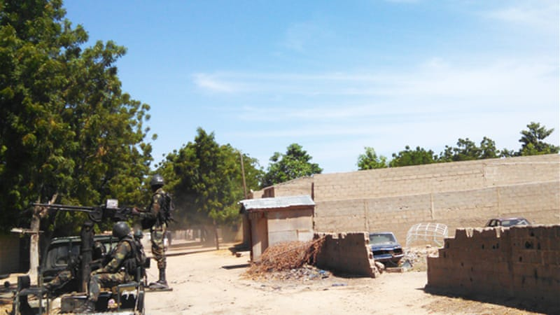 Northern towns have been deserted since October  following Boko Haram attacks [Eugene Nforngwa/Al Jazeera]
