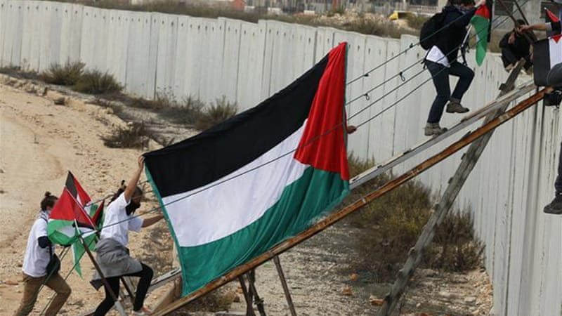 Resolution also calls for an end to Israeli settlement building and the issue of Palestinian prisoner releases [Reuters]