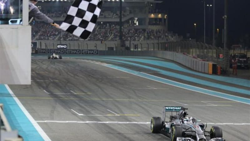 Controversial double points for the final race of the season will not return in 2015 [AP]