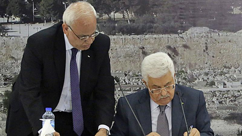 Momentum to recognise a Palestinian state has built since a General Assembly decision in 2012 [Reuters]