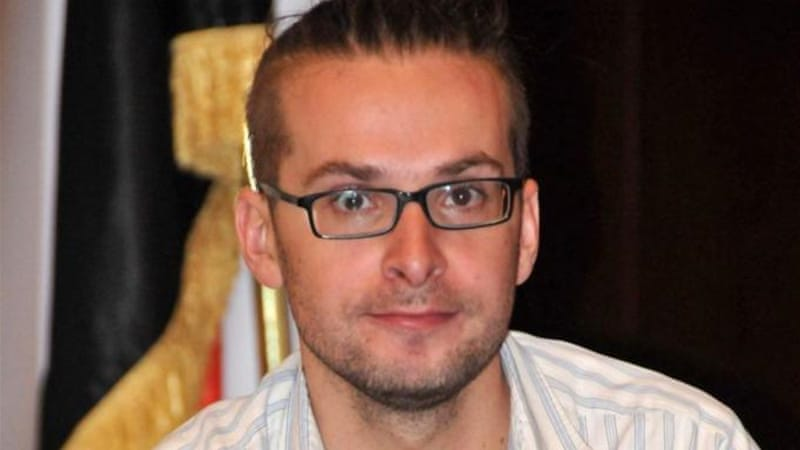 US photojournalist, Luke Somers, who was held by al-Qaeda in Yemen, was killed in a failed rescue attempt [EPA]