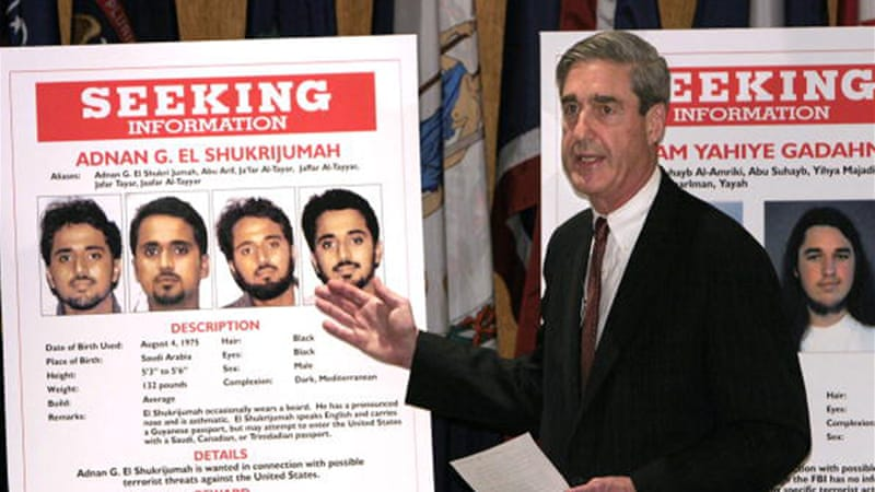 The FBI had offered a $5m reward for Shukrijumah's capture over a bomb plot uncovered in 2009 [GETTY file photo]