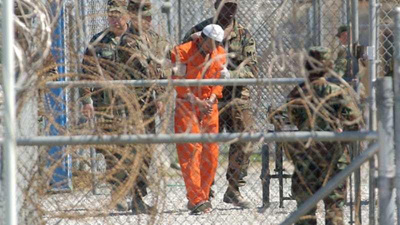 Guantanamo Bay now houses 132 detainees, including eight Afghans [AP]