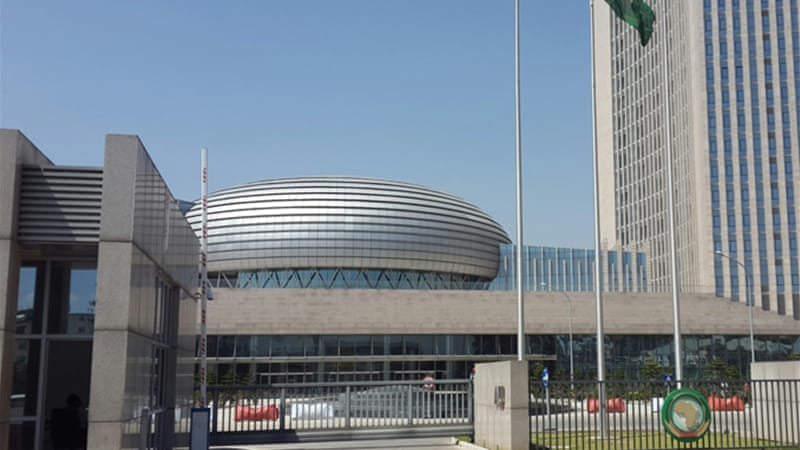 The AU building in Ethiopia is one of the many projects in Africa that have been funded by the Chinese government
