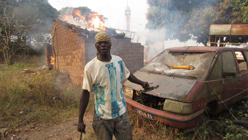 Violence in CAR has continued, despite the presence of a peacekeeping mission [Amnesty International]