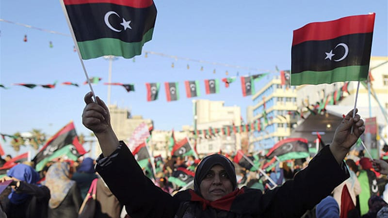 Libyans have just marked three years without Muammar Gaddafi  [Reuters]