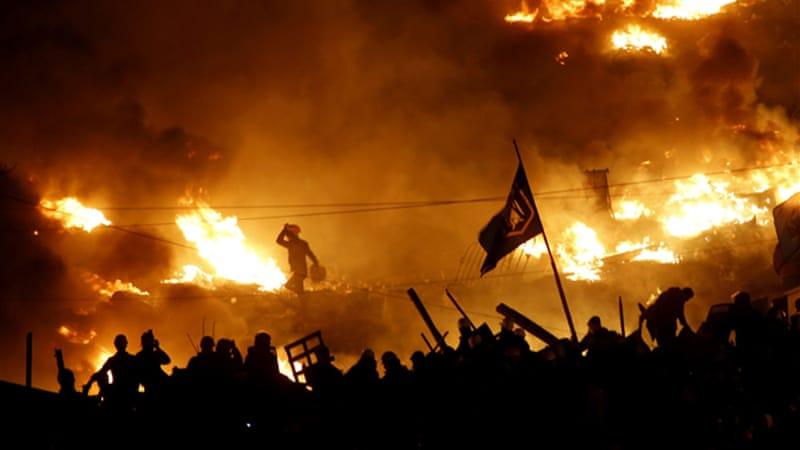 Timeline: Ukraine's political crisis   Russia News   Al Jazeera
