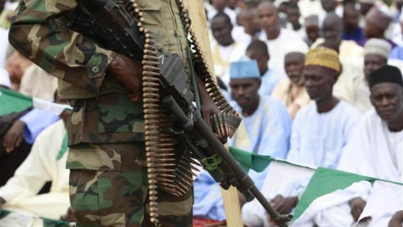 The Nigerian military has failed to curb a five-year-old insurgency by Boko Haram [AP]