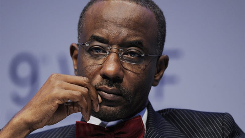 Sanusi's views on alleged corruption in the state-run oil corporation earned him powerful enemies [EPA]
