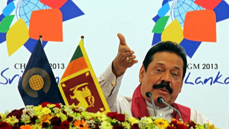 Sri Lanka says the probe will infringe upon her sovereignty and goes against the principals of the UN [File-EPA]
