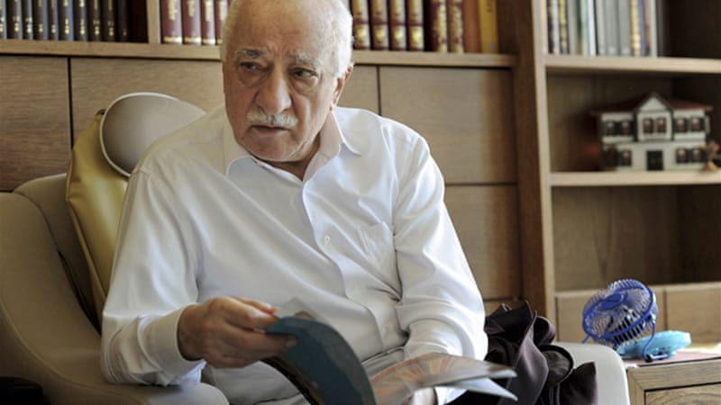 Former Erdogan ally, Fethullah Gulen, has been in the United States since 1999 [Reuters]