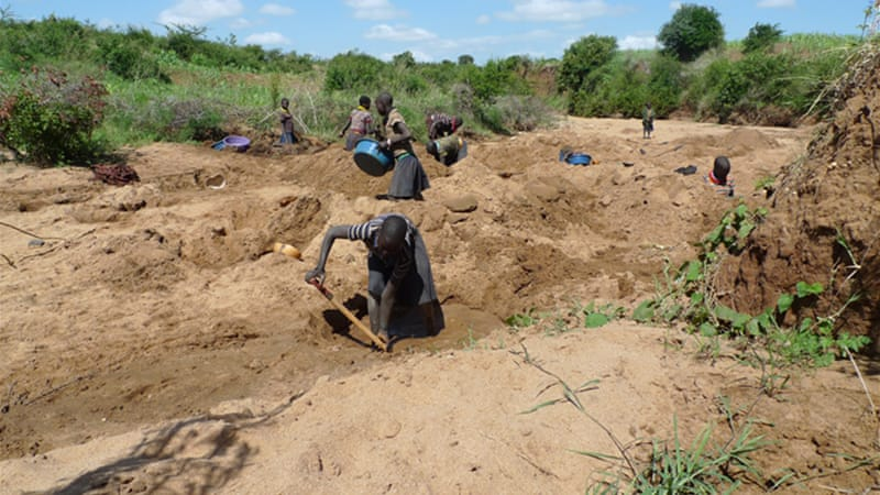 Karamoja, a poor and semi-arid region, boasts considerable mineral deposits [Human Rights Watch]