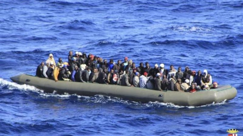 Up to 20,000 migrants have died at sea trying to reach Europe over the past 20 years [Reuters]