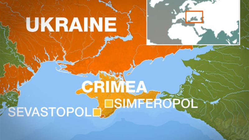 Profile The Crimea Region News Al Jazeera