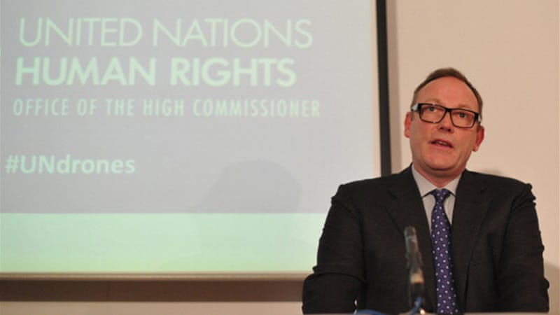 "Emmerson urged all nations to ""comply with their obligations under international law"" [AFP]"