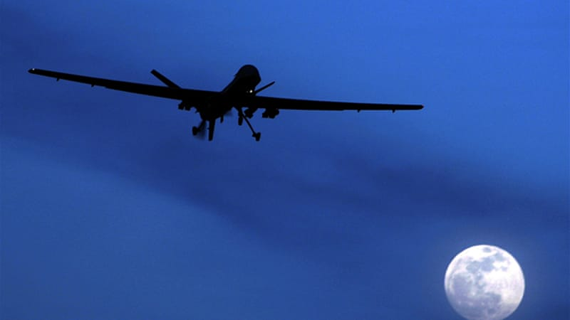 The US has stepped up drone strikes as part of a campaign against al-Qaeda in the Arabian Peninsula [EPA]