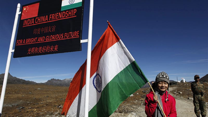 Relations between India and China still remain dogged by mutual suspicion [AP]
