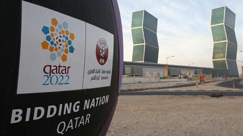 Qatar said Hammam 'played no official or unofficial role' in its bid [Getty Images]