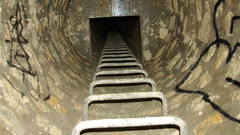 Paris catacombs redefine underground scene     Al Jazeera