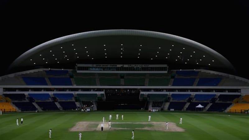Sheikh Zayed stadium in Abu Dhabi will host the 2014 IPL opener next month [GALLO/GETTY]
