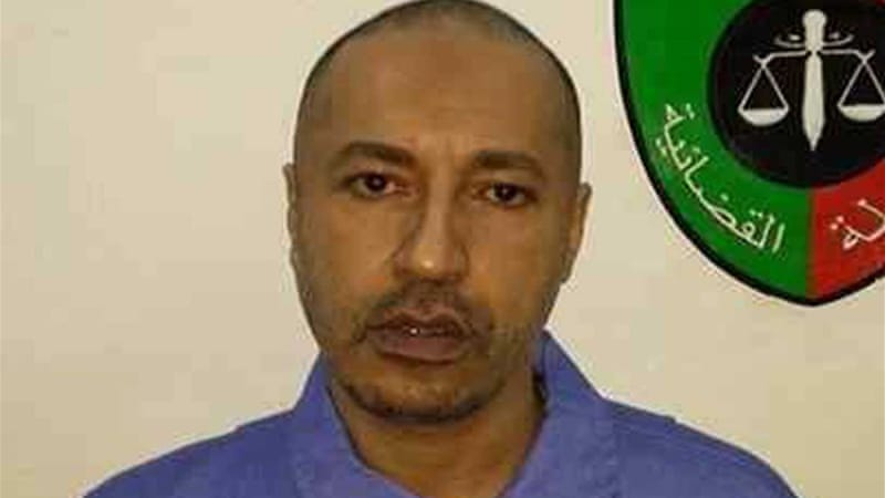 Saadi Gaddafi was extradited to Libya from Niger earlier this month [Reuters]