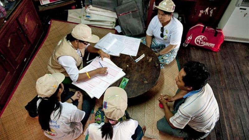 Tensions rise as Myanmar holds census   Bangladesh News   Al