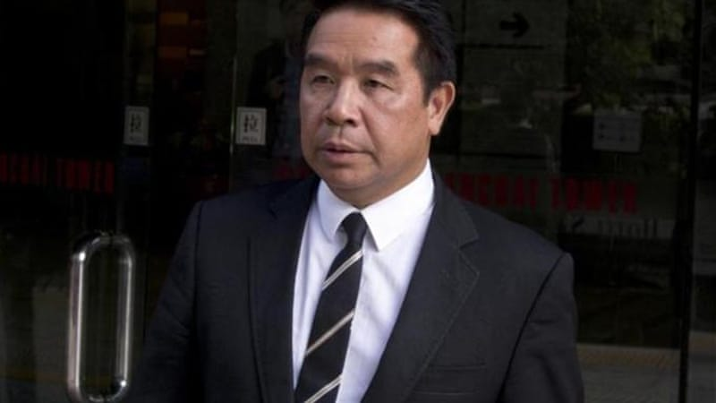 Carson Yeung resigned his directorships with Birmingham ahead of the verdict [AFP]