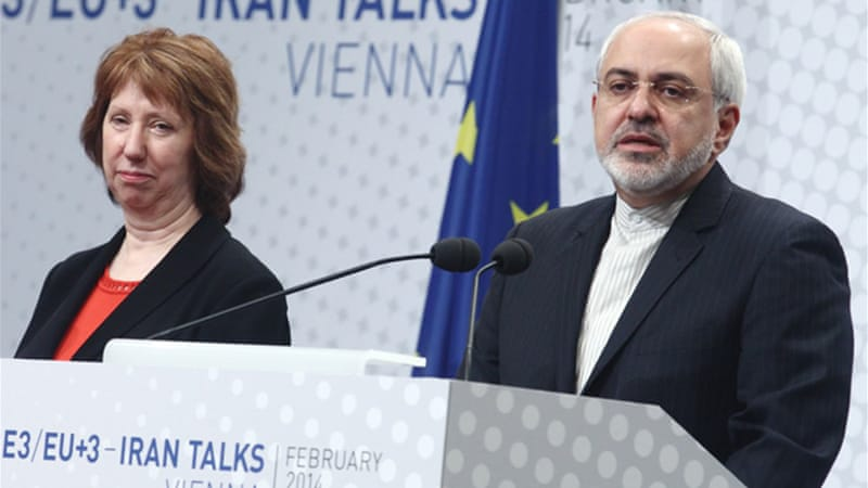 Negotiations over Tehran's nuclear programme will continue in the second half of March in Vienna [Reuters]