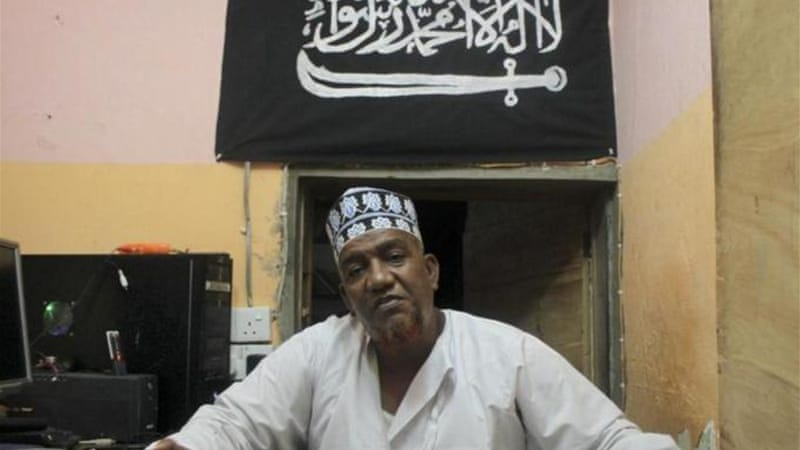 Abubakar Shariff was accused of supporting al-Shabab by the US and UN Security Council  [AP]