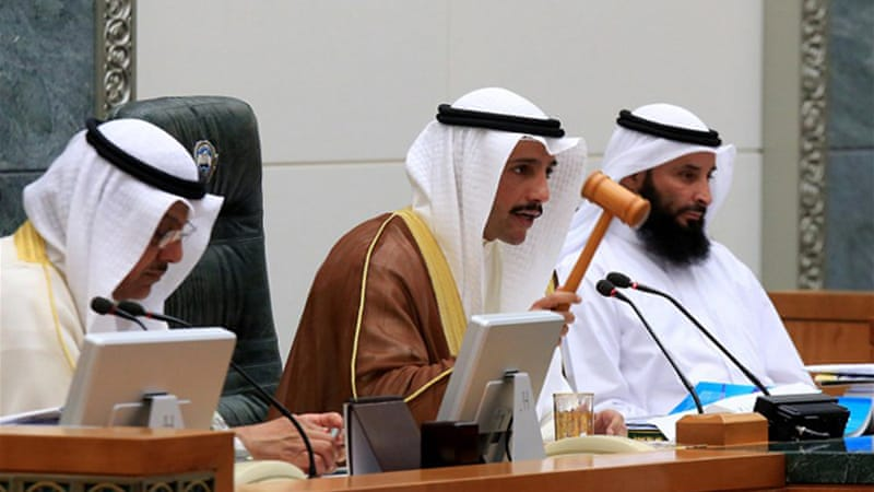 Since 2006 Kuwait has been rocked by disputes between Al Sabah-controlled government and MPs [AFP]