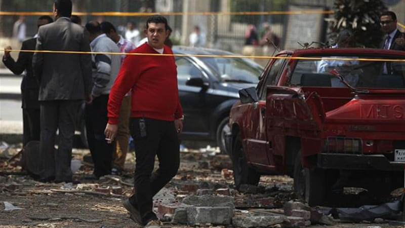 Cairo has been the site of several explosions in the past few months [File: Reuters]