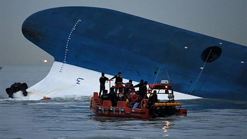 The Sewol sank off Jindo on April 16 in what was the country's biggest maritime disaster in 20 years [Reuters]