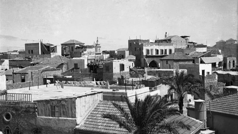 The Palestinian character of Jaffa may be lost as a result of rapid development and evictions, activists say [AP]