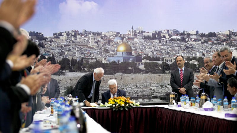 Palestinians welcomed the decision to join over a dozen international treaties and conventions this month [EPA]