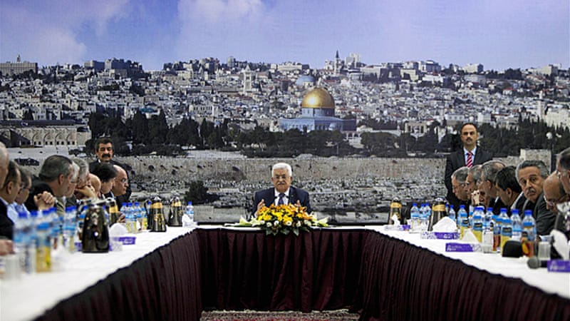 Abbas' move came after Israel refused to release 26 Palestinian prisoners [AP]