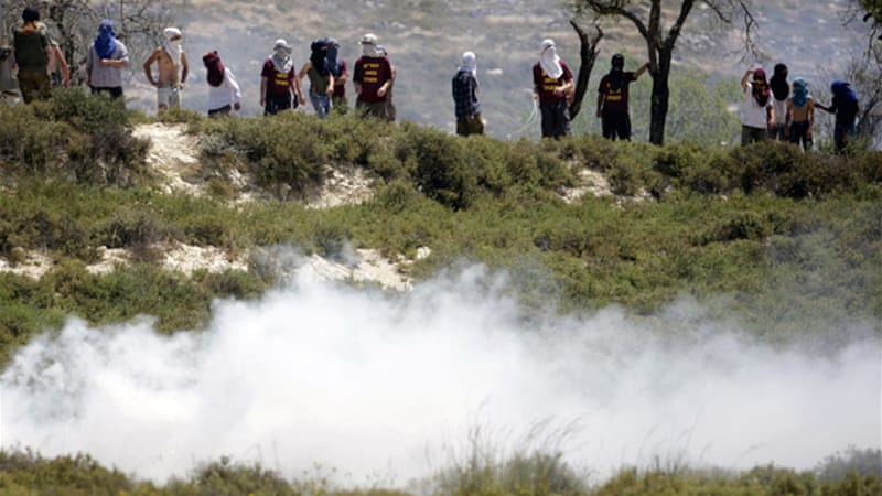 In 2011, one in six attacks on Palestinian villages in the West Bank was carried out by settlers living in Yitzhar [AP]
