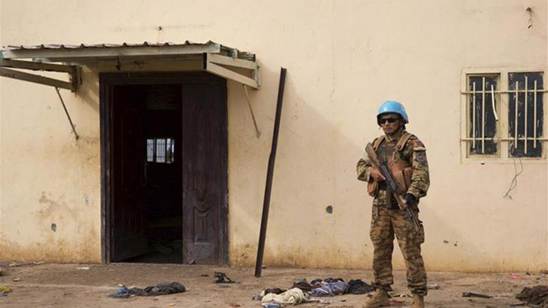 UNAMID was deployed in late 2007 to help end bloodshed among militias, rebel forces and gangs in Darfur [Reuters]