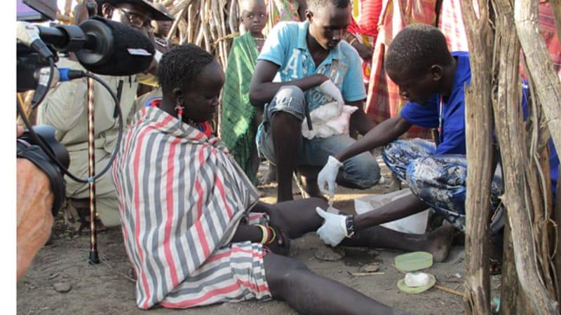 Guinea worm: Close to eradication? | South Sudan | Al Jazeera