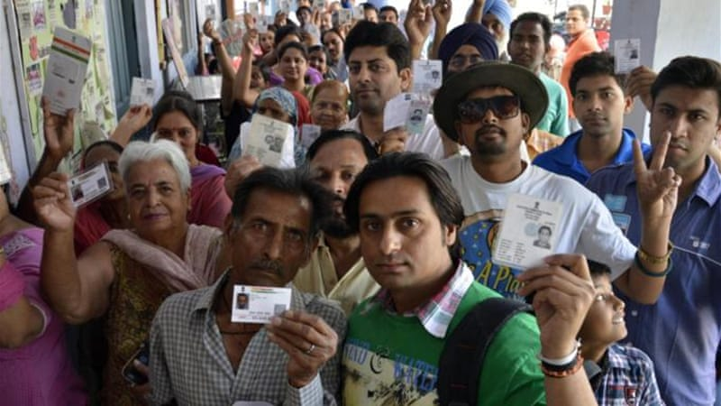 Voting for seventh phase ends in India