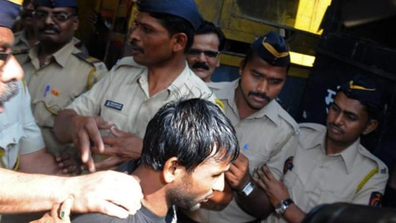 A court in Mumbai sentenced three men to death for two gang-rapes at the same spot [AFP]