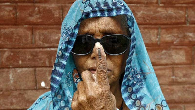 Big Turnout In Tunisia >> Voting for first phase of India polls ends | News | Al Jazeera